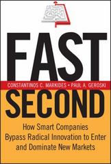 Fast Second 1st edition 9780787971540 0787971545
