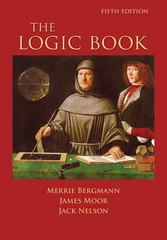 The Logic Book 5th Edition 9780073535630 007353563X