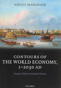 Contours of the World Economy 1-2030 AD 0 9780199227204 0199227209