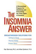 The Insomnia Answer 1st edition 9780399532306 0399532307