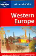 Western Europe 4th edition 9781741040593 1741040590