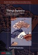 Things Japanese 5th edition 9781933330273 1933330279