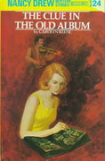 Nancy Drew 24: the Clue in the Old Album 0 9780448095240 0448095246