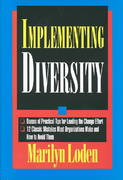 Implementing Diversity: Best Practices for Making Diversity Work in Your Organization 1st edition 9780786304608 078630460X