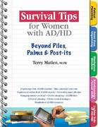 Survival Tips for Women with AD/HD 0 9781886941595 1886941599