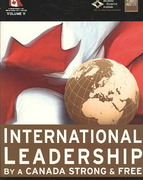 International Leadership by a Canada Strong & Free 0 9780889752177 0889752176