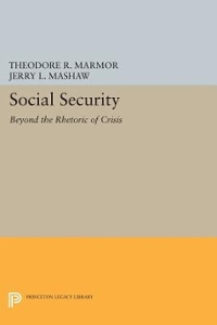 Social Security 1st Edition 9780691606538 0691606536