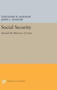 Social Security 1st Edition 9780691654034 0691654034