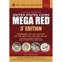 A Guide Book of United States Coins Mega Red 2018 3rd Edition 9780794845094 0794845096