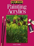 Painting Acrylics 1st Edition 9780891346685 0891346686