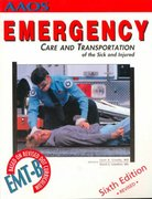 Emergency Care and Transportation of the Sick and Injured 6th edition 9780892031641 0892031646