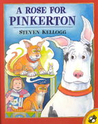 A Rose for Pinkerton 1st Edition 9780142300091 0142300098