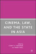 Cinema, Law, and the State in Asia 1st edition 9781403977519 1403977518