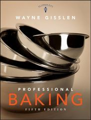 Professional Baking 5th edition 9780471783497 0471783498