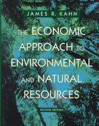 The Economic Approach to Environmental and Natural Resources 2nd Edition 9780030245114 0030245117