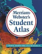 Merriam-Webster's Student Atlas 1st Edition 9780877796381 0877796386