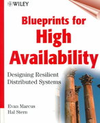 Blueprints for High Availability 1st edition 9780471356011 0471356018