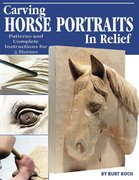 Carving Horse Portraits in Relief 0 9781565231801 1565231805
