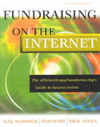 Fundraising on the Internet 2nd edition 9780787960452 0787960454