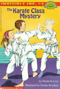 The Karate Class Mystery 0 9780590603232 059060323X