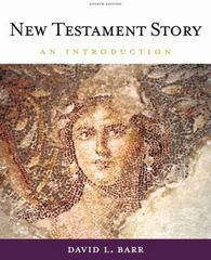 Cengage Advantage Books: New Testament Story 4th edition 9780534627485 053462748X