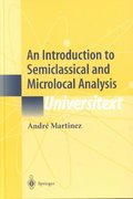 An Introduction to Semiclassical and Microlocal Analysis 1st edition 9780387953441 0387953442