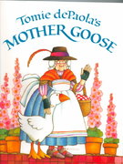 Tomie dePaola's Mother Goose 1st Edition 9780399212581 0399212582