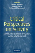 Critical Perspectives on Activity 0 9780521849999 0521849993