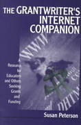 The Grantwriter's Internet Companion 1st edition 9780761977469 0761977465