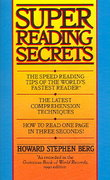 Super Reading Secrets 0 9780446362993 0446362999
