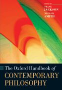 The Oxford Handbook of Contemporary Philosophy 1st edition 9780199234769 0199234760