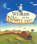 William and the Night Train 0 9780374384371 0374384371