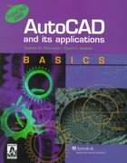 AutoCAD and Its Applications 0 9781566376853 1566376858