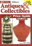 Warman's Antiques and Collectibles Price Guide 40th edition 9780896893177 0896893170