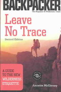 Leave No Trace 2nd Edition 9780898869101 0898869102