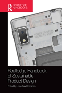 Routledge Handbook of Sustainable Product Design 1st Edition 9781317435938 1317435931
