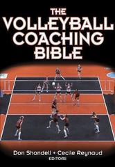 The Volleyball Coaching Bible 0 9780736039673 0736039678