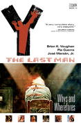 Y: The Last Man VOL 10: WHYS AND WHEREFORES 0 9781401218133 140121813X