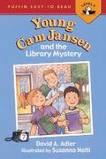 Young Cam Jansen and the Library Mystery 0 9780142302026 0142302023