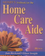 Mosby's Textbook for the Home Care Aide 2nd edition 9780323016568 0323016561