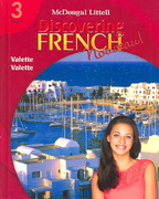 Discovering French Nouveau! 1st Edition 9780618656530 0618656537
