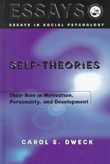 Self-theories 1st Edition 9781317710332 1317710339