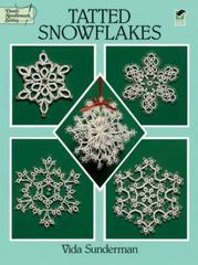 Tatted Snowflakes 0 9780486283036 0486283038