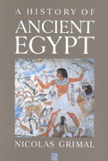 A History of Ancient Egypt 1st edition 9780631193968 0631193960