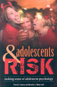 Adolescents and Risk 1st Edition 9780313336874 0313336873