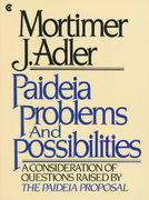 Paideia Problems and Possibilities 0 9780020130505 0020130503