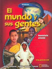 The World and Its People, Eastern Hemisphere, Spanish Student Edition 1st edition 9780078683763 0078683769
