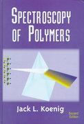 Spectroscopy of Polymers 2nd edition 9780444100313 0444100318