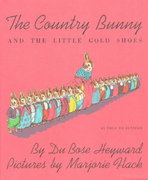 The Country Bunny and the Little Gold Shoes 0 9780395159903 0395159903