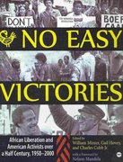 No Easy Victories 0 9781592215751 1592215750